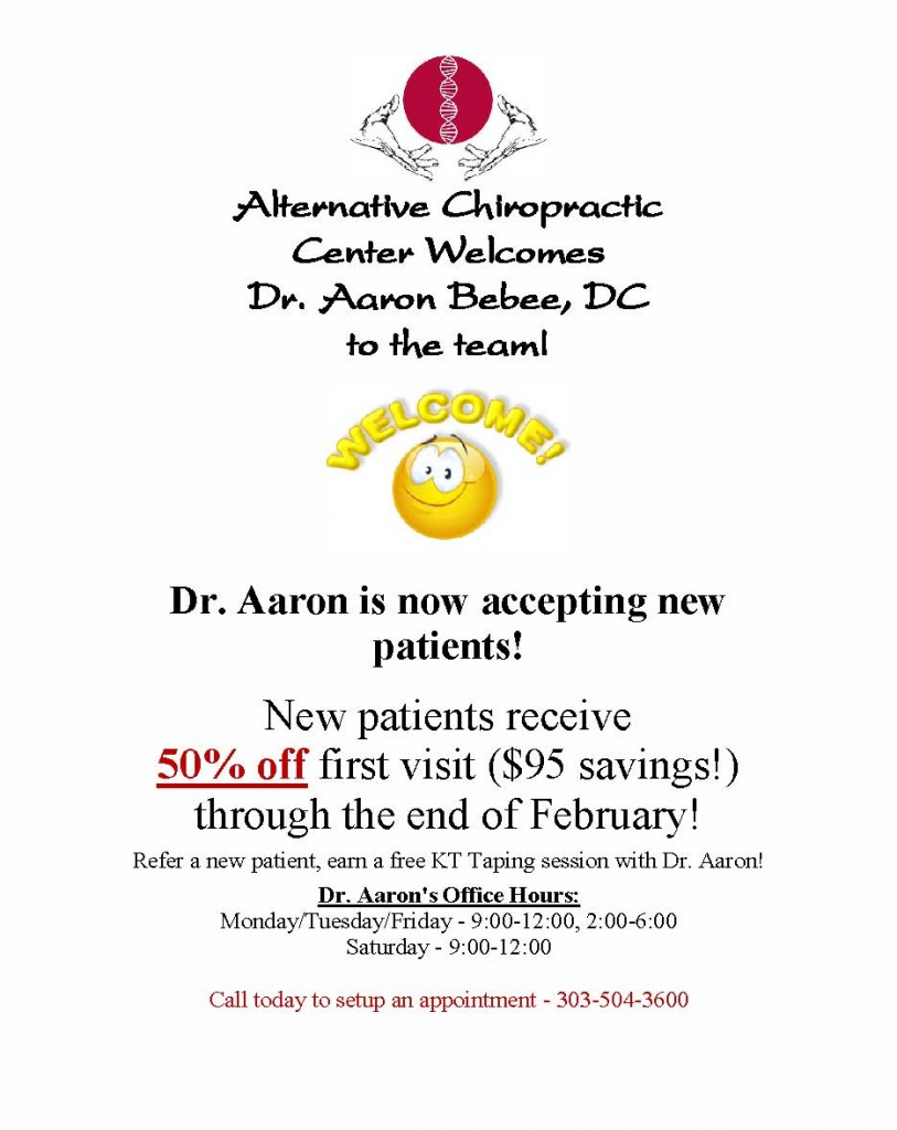 Dr. Aaron