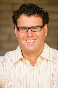 Josh Lazaroff headshot
